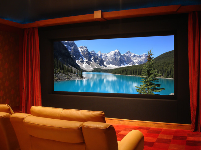 Lori Withey traditional-home-theater