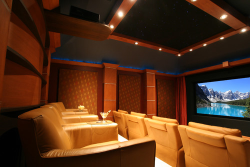 If There Is One Thing That I Must Have In My Dream House It S A Fabulous Home Theater Check Out These Beautiful Es
