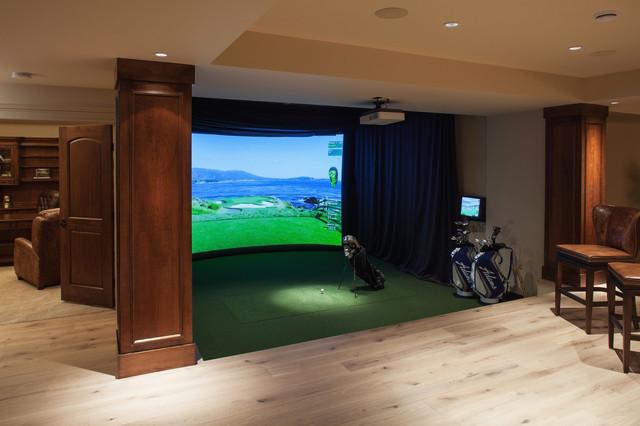Modern home amenities