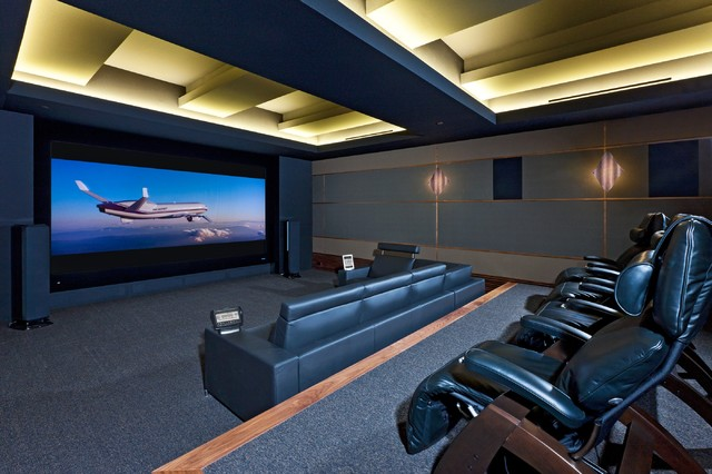 Captivating Malibu Home Theaters Modern Home Theater