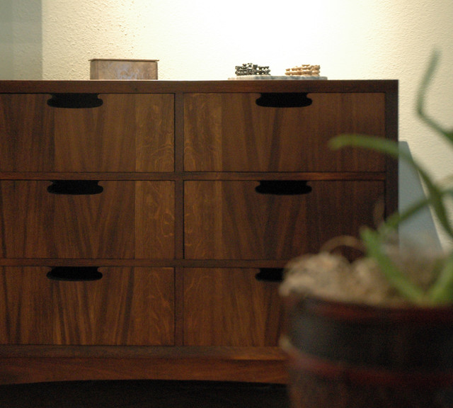 Media Cabinets eclectic-home-theater