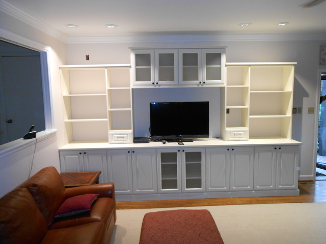 Media; Clifton VA - Modern - Home Theater - DC Metro - by EcoNize ...