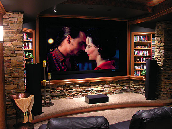 Media Room Designs & Project Ideas home-theater