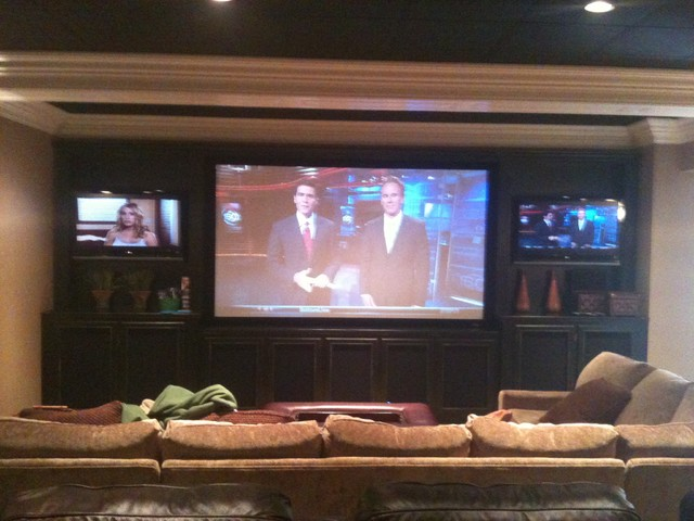 Media Rooms home-theater