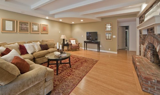 Mercer Island NW Contemporary contemporary-home-theater