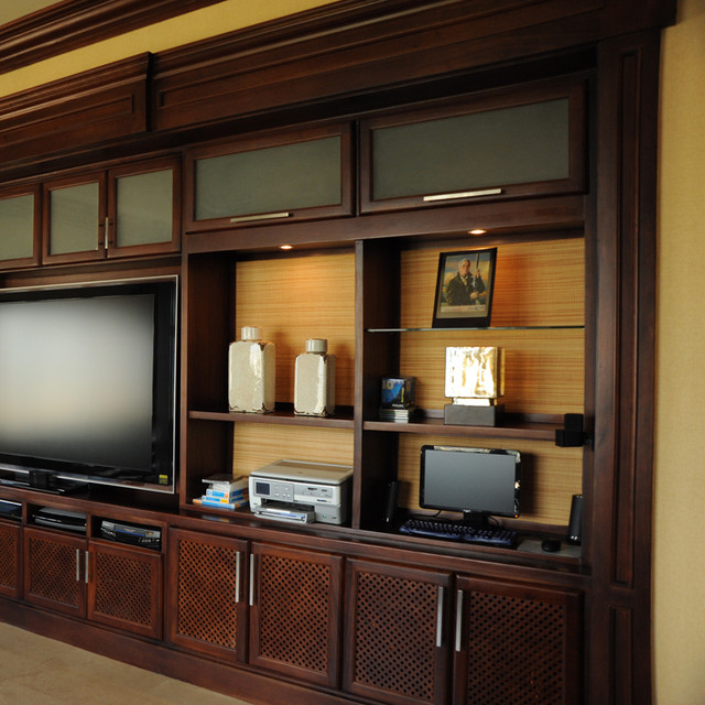 MIX traditional-home-theater