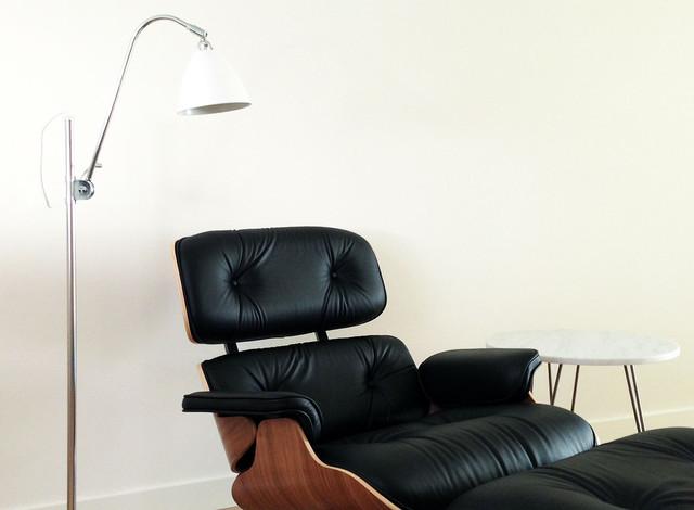 modern classics | furniture midcentury-home-theater