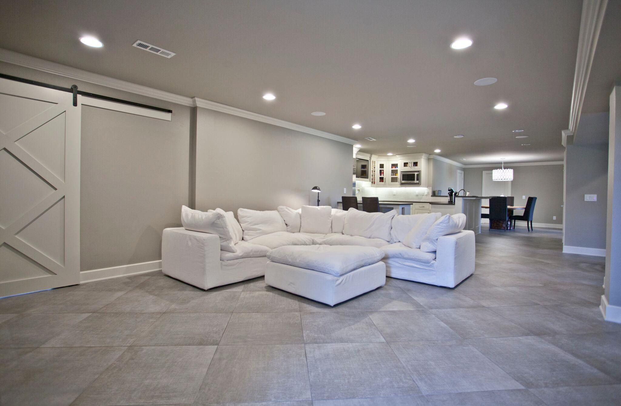 Modern Custom Home Interiors