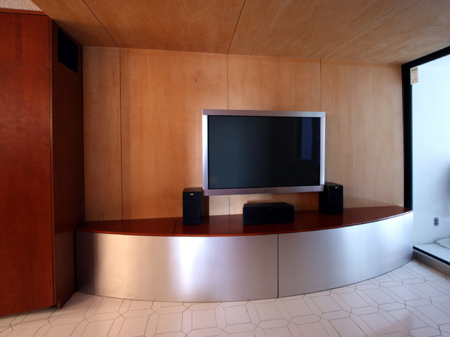 Modern Home Theaters modern-home-theater