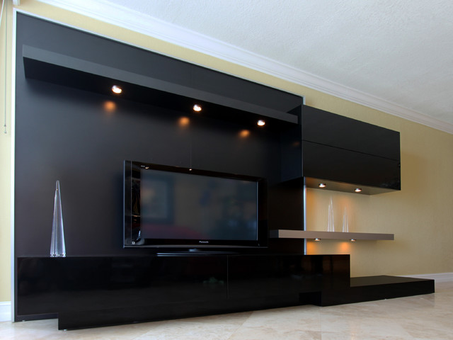 Modern Home Theaters