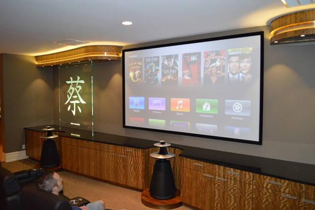 Chai Residence asian-home-theater
