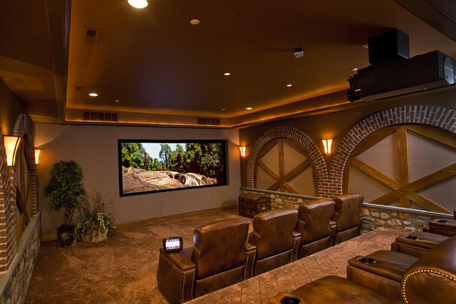 Old Mill Home Theater - Traditional - Home Theatre ... Old Home Theatre Design on old spanish design, old french design, old leather design, old games design, old english design, old world design, old interior design, old hospital design, old hawaii design, old factory design, old home design, old church design, old tavern design, old hollywood design, arsenic and old lace set design, old german design, old restaurant design, old fire station design, old library design, old athletics design,