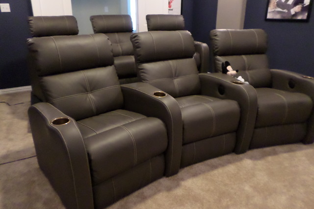 palliser home theater seating the stereo