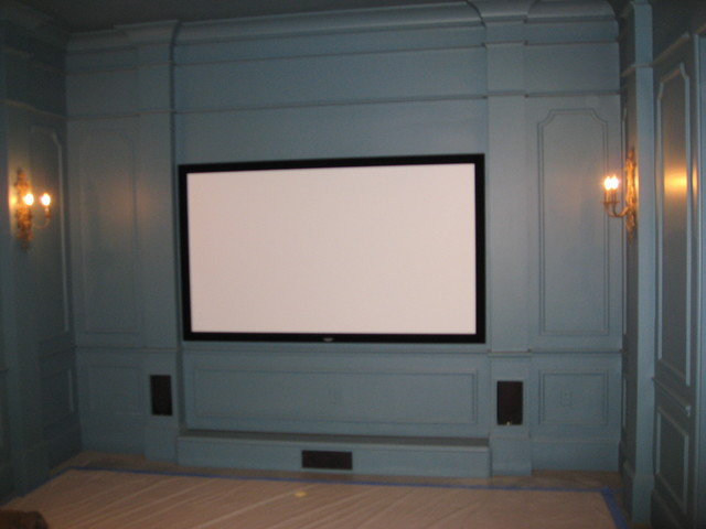 Past Jobs traditional-home-theater