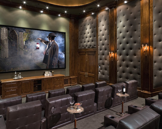 los angeles home theater design ideas pictures remodel craftsman los angeles home theater design ideas remodels