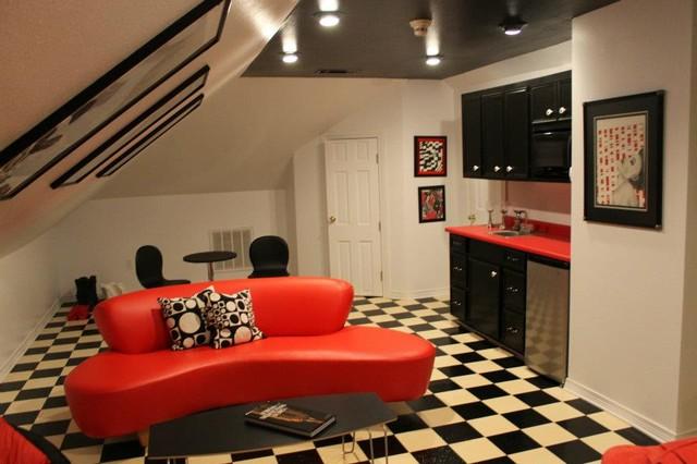 Portfolio contemporary-home-theater