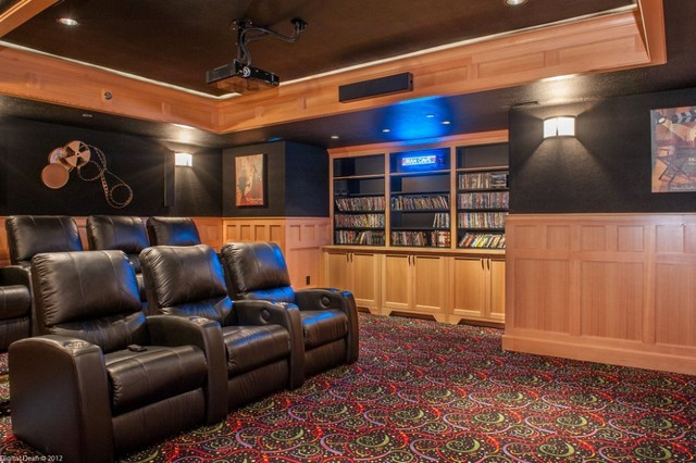 Private Residence3 traditional-home-theater