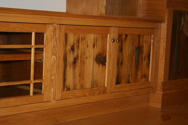Reclaimed Antique Wood Furniture