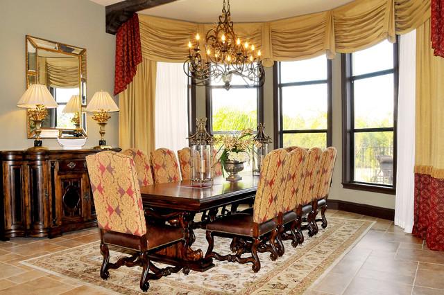 Regency Interior Design, LLC traditional-home-theater