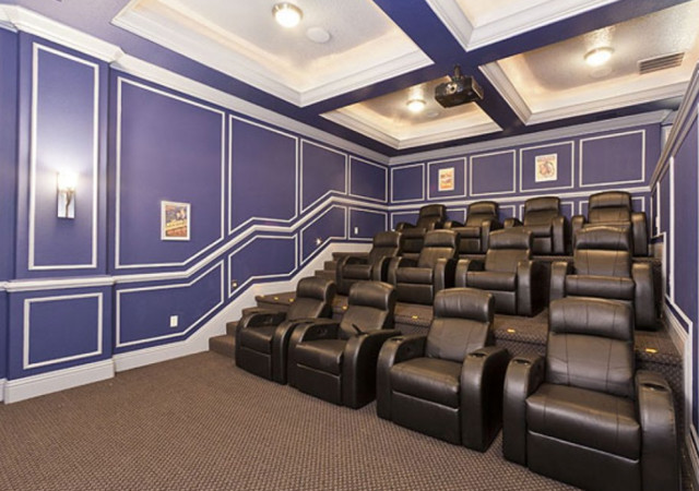 orlando home theater custom home theater millennium home theaters on pinterest home theatre theater and