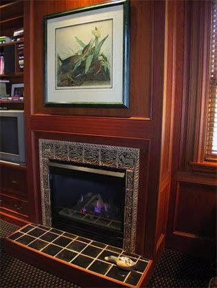 Residential - Interior Gallery traditional-home-theater