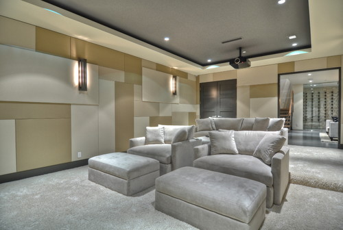 Dec A Porter Imagination Home Home Theaters Examples In Design