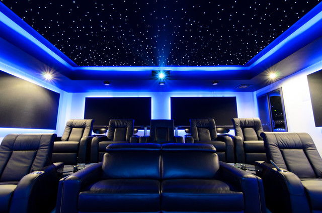 Starlite Star Ceiling For Home Theater