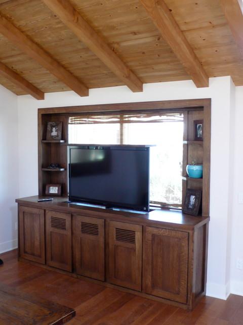 Stickley Design and Build. Craftsman Style Home in Santa Barbara.