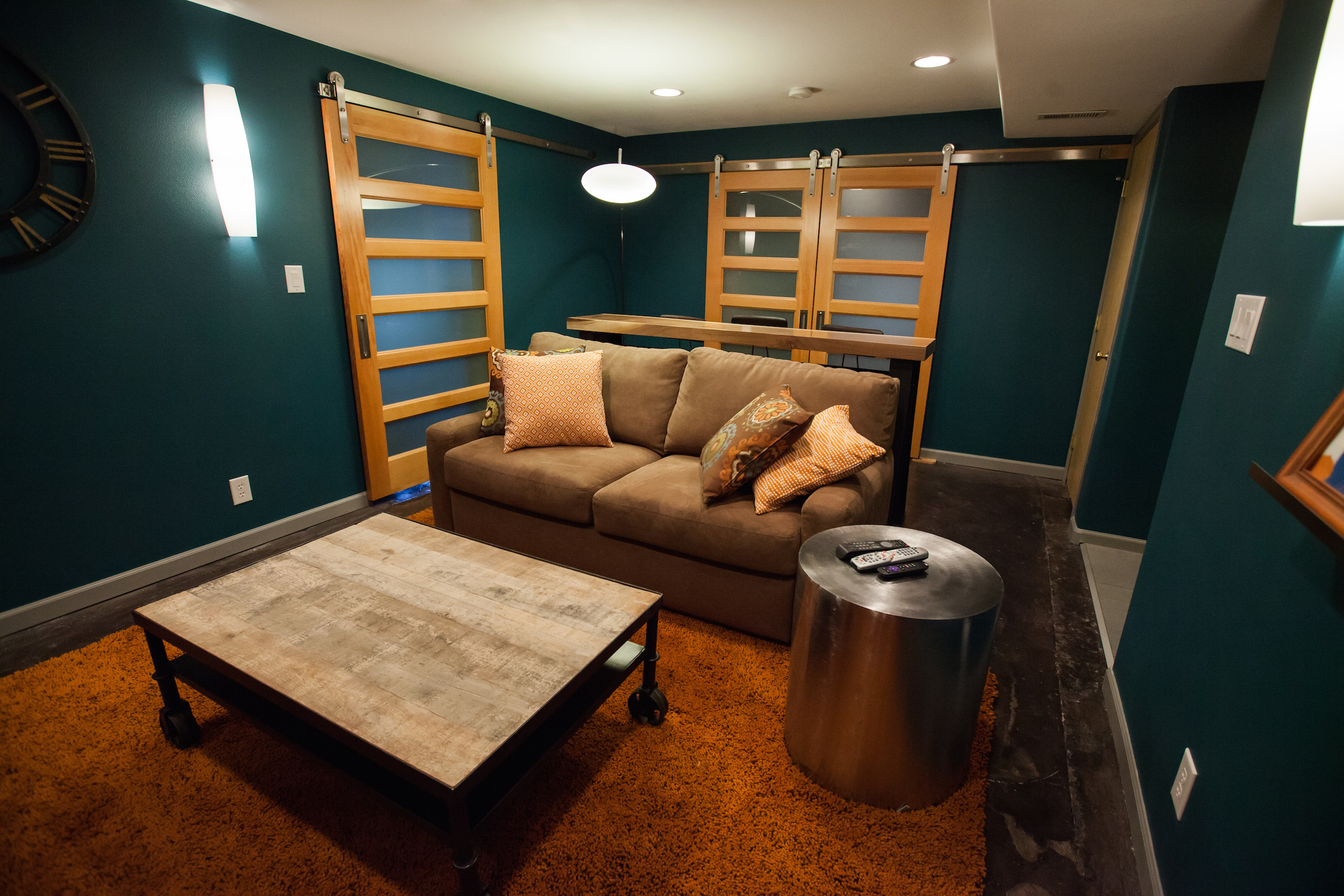 75 Beautiful Small Home Theater Pictures Ideas Houzz