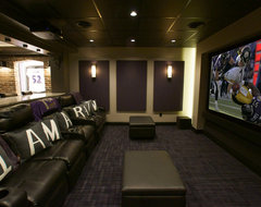 The More The Merrier traditional-home-theater