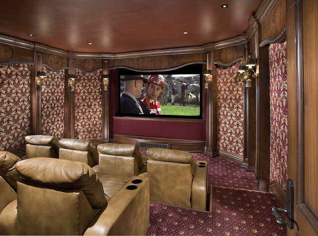 Theatre traditional-home-theater