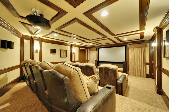 Theatre home-theater