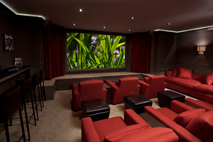 28+ [ home theater design group ]   media room and home theater