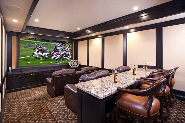 Media Rooms Platform Homes Decoration Tips