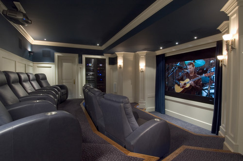 7 things to consider when designing a home theater sage builders llc - Best paint color for home theater ...