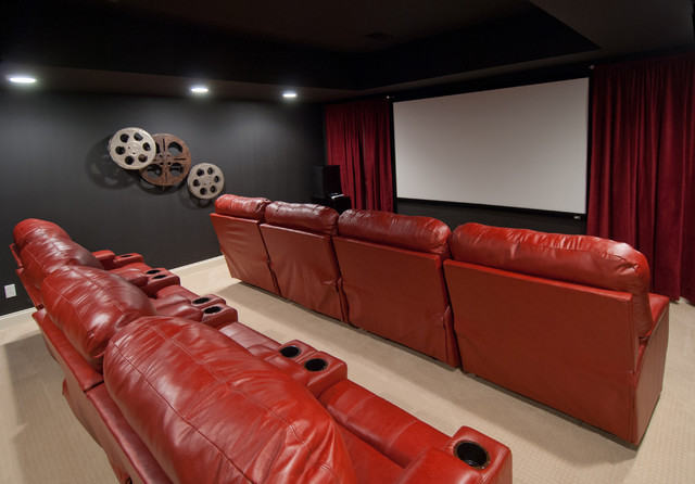 2011 Traditional with the Unexpected traditional-home-theater