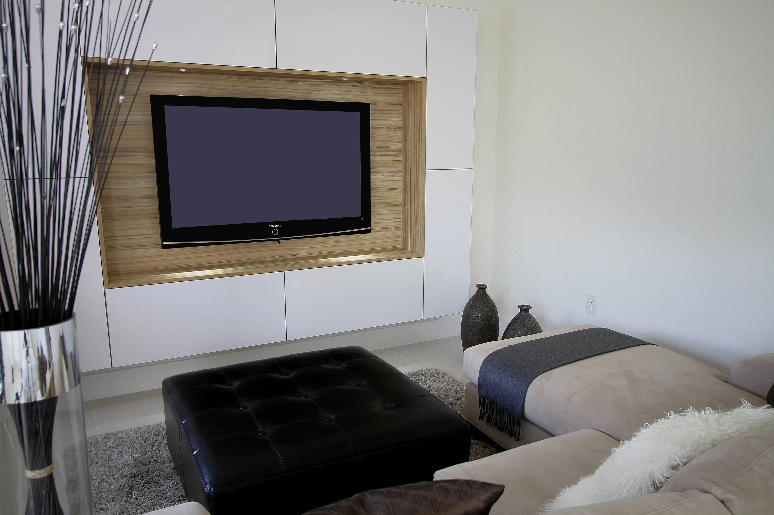 Modern Tv Wall Units Houzz