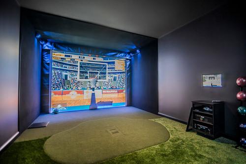 Basketball Sports Simulator