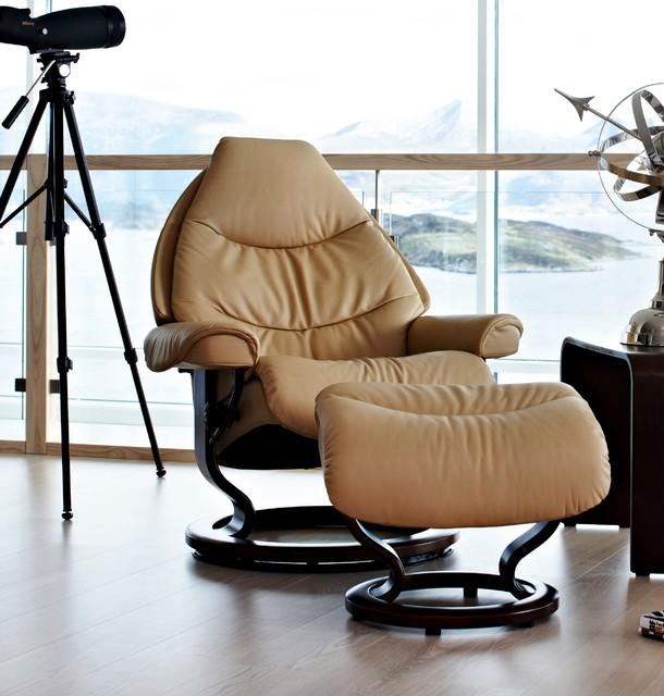 Voyager recliner for Dane design furniture