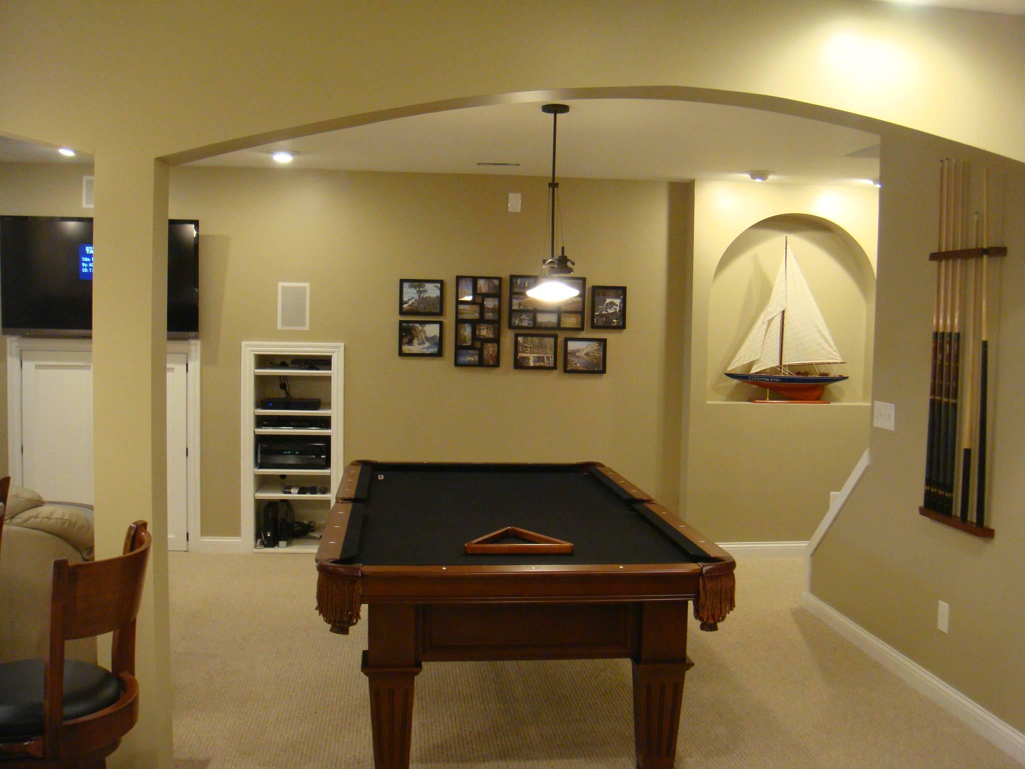 Westerville Kitchen / basement