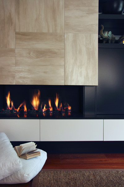 Coogee Residence contemporary-home-theater