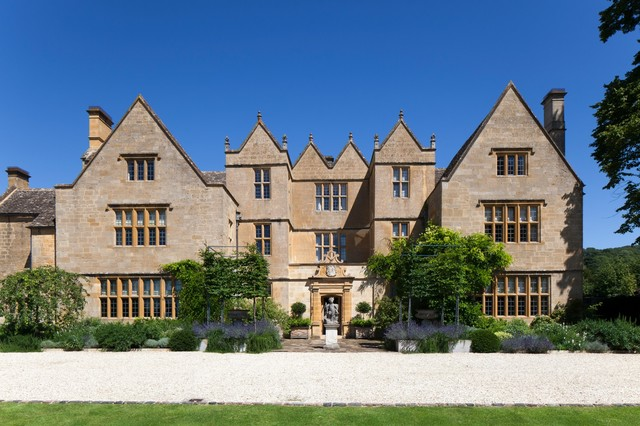 17th Century Cotswold House
