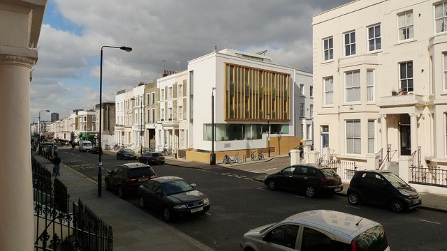 264 Westbourne Park Road Contemporary Exterior London By Coastal Group