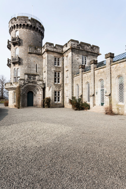 A Listed Castle Amp Chapel