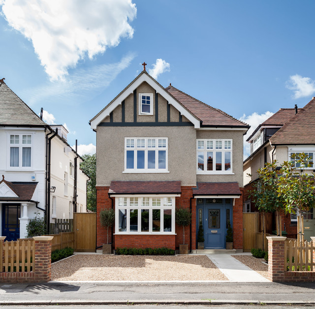 Ashley road victorian exterior surrey by concept 8 for Concept 8 architects