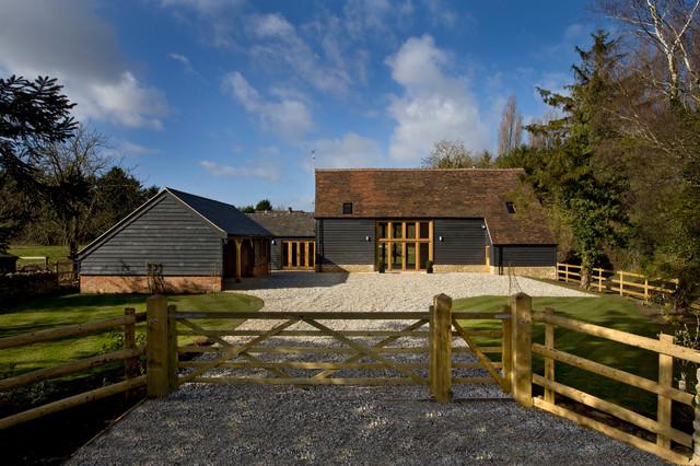 Barn Conversion Steadys Barn Oxfordshire