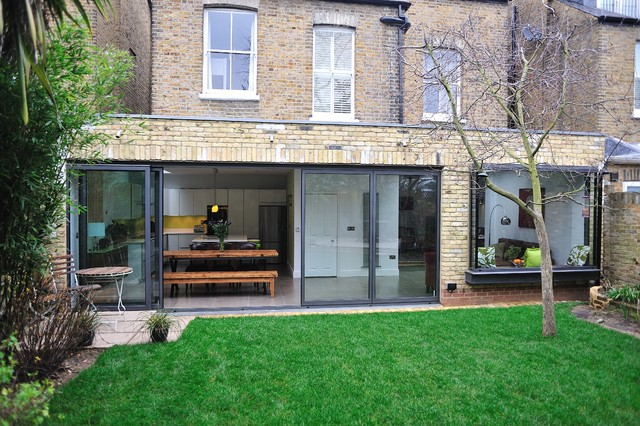 In Praise Of Flat Roof Extensions Houzz Ie