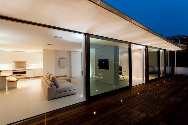 Bridge Apartments Contemporary Exterior London By