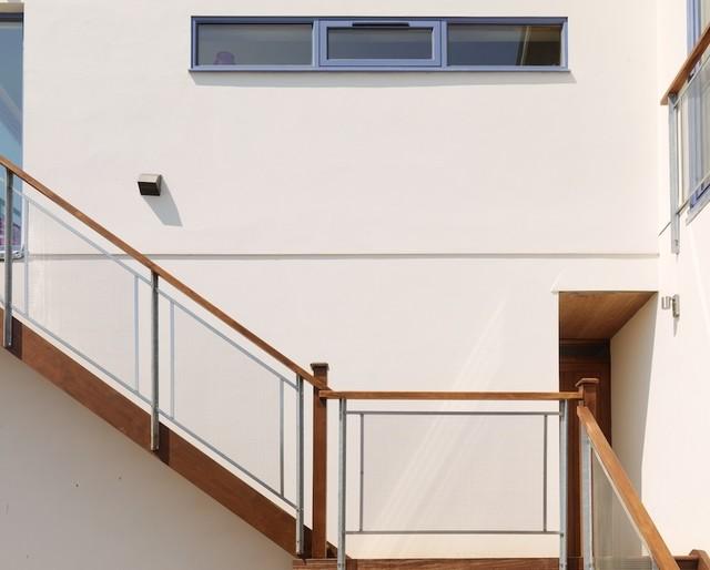 Bristol, Contemporary Conversion contemporary-exterior