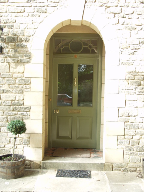 britannia joinery traditional exterior
